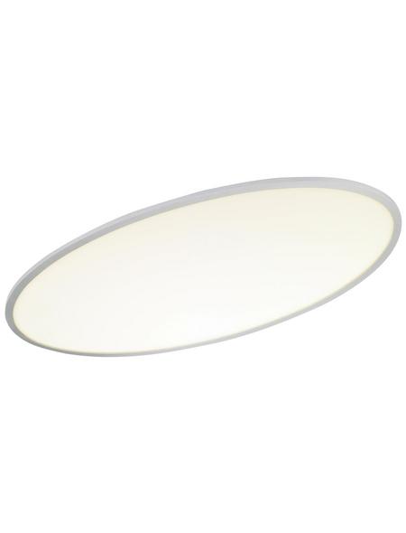 wofi® LED-Deckenleuchte »VALLEY«, dimmbar, Kunststoff/Metall