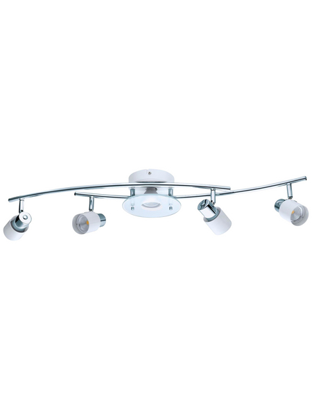 EGLO LED-Deckenleuchte »VALLIDA-SD«, GU10, dimmbar, inkl. Leuchtmittel in warmweiß