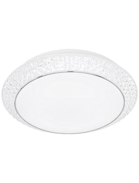wofi® LED-Deckenleuchte »VELDEN«, dimmbar, inkl. Leuchtmittel in tageslichtweiß/rgb