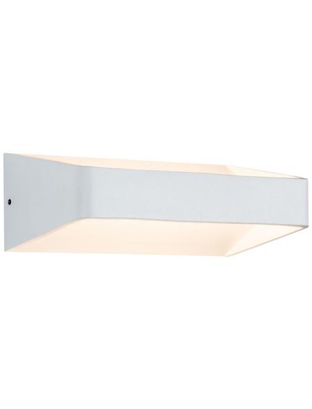 PAULMANN LED-Deckenleuchte weiß 1-flammig, inkl. Leuchtmittel