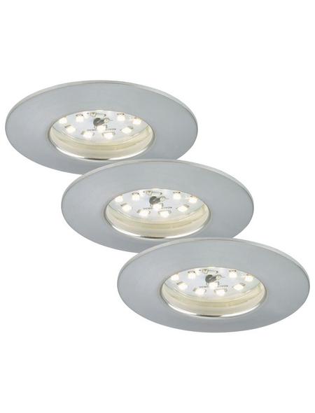 BRILONER LED-Einbauleuchte »ATTACH«, dimmbar, Kunststoff
