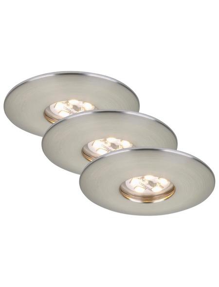 BRILONER LED-Einbauleuchte »ATTACH«, Kunststoff