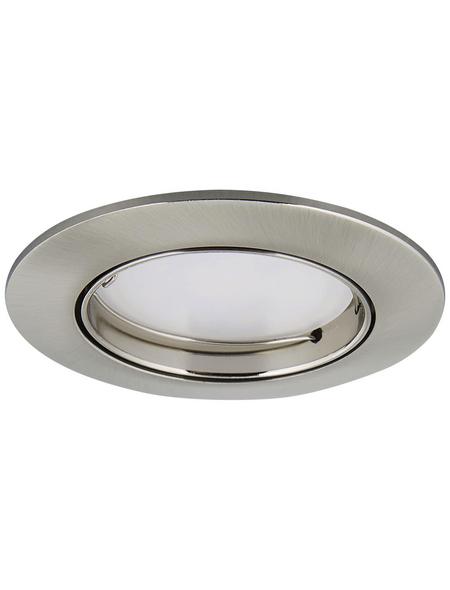 PAULMANN LED-Einbauleuchte »Coin«, Aluminium/Zink