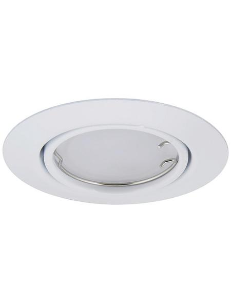 LED-Einbauleuchte »Coin«, dimmbar, inkl. Leuchtmittel in warmweiß