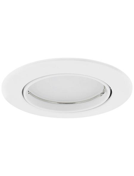 PAULMANN LED-Einbauleuchte »Coin«, inkl. Leuchtmittel in warmweiß