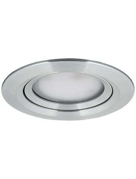 PAULMANN LED-Einbauleuchte »Coin Slim«, dimmbar, inkl. Leuchtmittel in bernsteinfarben