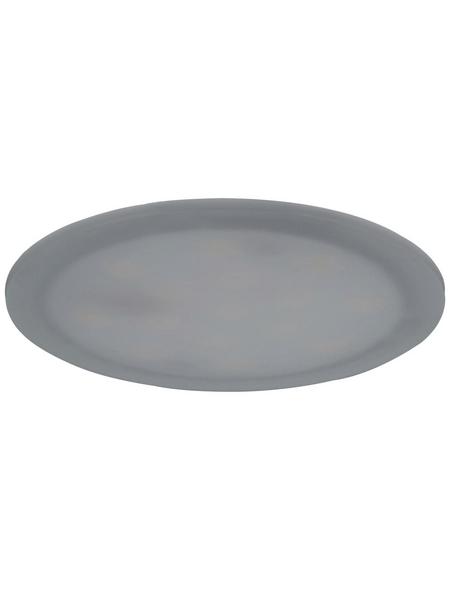 PAULMANN LED-Einbauleuchte »Coin Slim«, dimmbar, inkl. Leuchtmittel in warmweiß