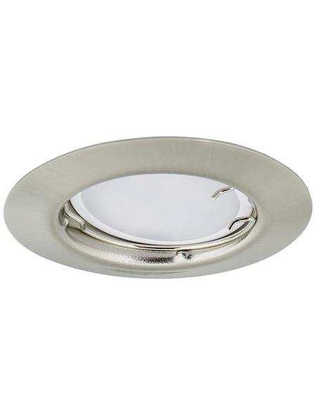 PAULMANN LED-Einbauleuchte, Metall