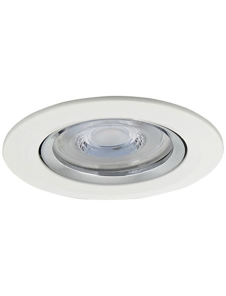 PAULMANN LED-Einbauleuchte »Reflector Coin«, dimmbar, inkl. Leuchtmittel in warmweiß