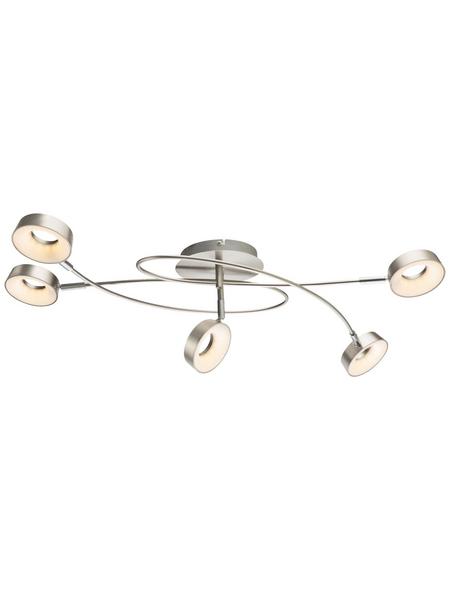 GLOBO LED-Hängeleuchte »ABRIL«, inkl. Leuchtmittel in warmweiß