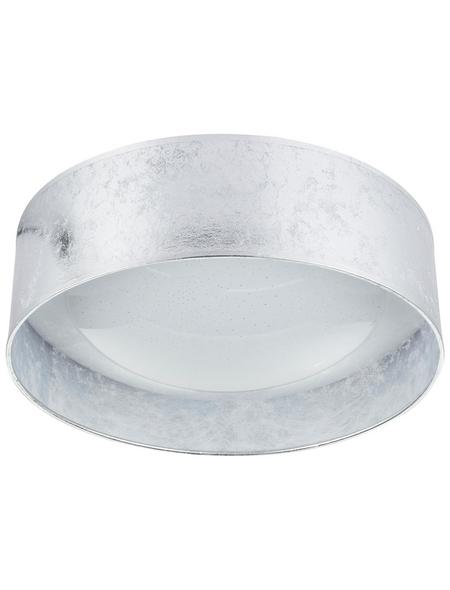 GLOBO LIGHTING LED-Hängeleuchte »DECKENLEUCHTE METALL WEIß, 1XLED« weiß 1-flammig, inkl. Leuchtmittel in warmweiß