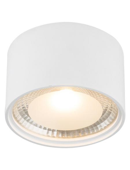GLOBO LIGHTING LED-Hängeleuchte »SERENA« weiß 1-flammig, inkl. Leuchtmittel in warmweiß