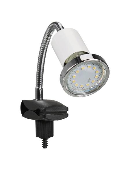 BRILONER LED-Klemmleuchte »SIMPLE«, GU10, inkl. Leuchtmittel in warmweiß