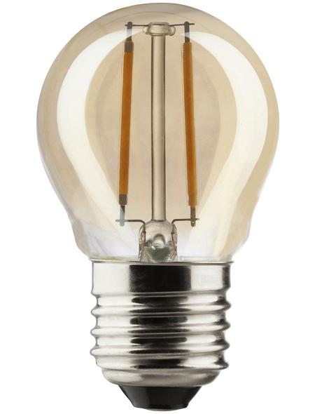 CASAYA LED-Leuchtmittel, 1 W, E27, super warmweiß