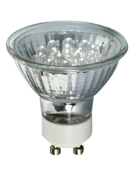 PAULMANN LED-Leuchtmittel, 1 W, GU10, 3000 K, warmweiß, 35 lm