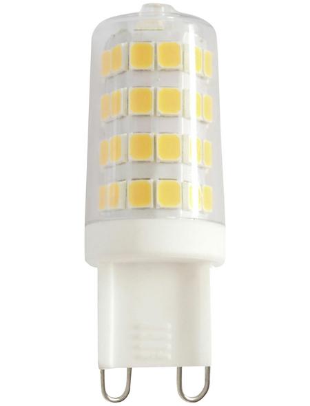 CASAYA LED-Leuchtmittel, 3 W, G9, 2700 K, warmweiß, 270 lm