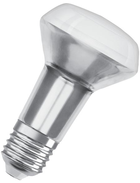 OSRAM LED-Leuchtmittel, 4,3 W, E27, warm, warmweiß, 345 lm