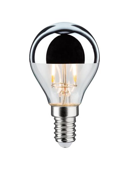 PAULMANN LED-Leuchtmittel, 4,5 W, E14, 2500 K, warmweiß, 400 lm