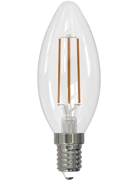 CASAYA LED-Leuchtmittel, 4,5 W, E14, warmweiß