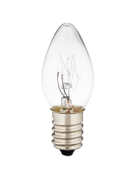 REV LED-Leuchtmittel, 5 W, E14, 2700 K, warmweiß, 30 lm