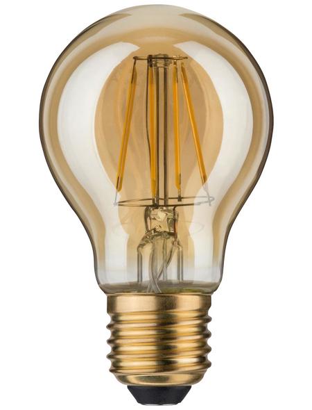 PAULMANN LED-Leuchtmittel, 5 W, E27, 2500 K, 380 lm