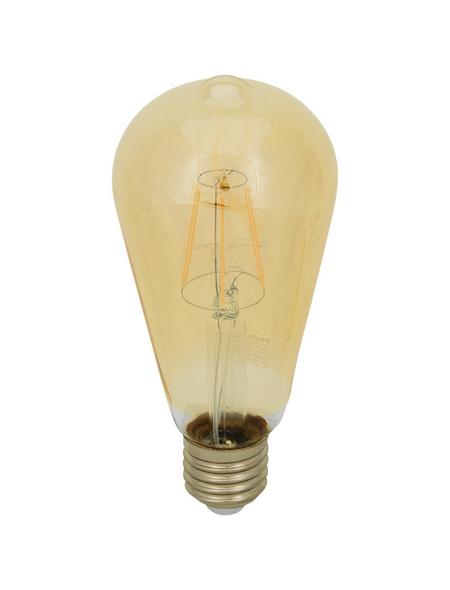 PAULMANN LED-Leuchtmittel, 5 W, E27, 2500 K, warmweiß, 420 lm