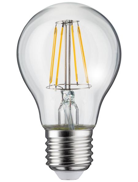 PAULMANN LED-Leuchtmittel, 5 W, E27, 2700 K, warmweiß, 470 lm