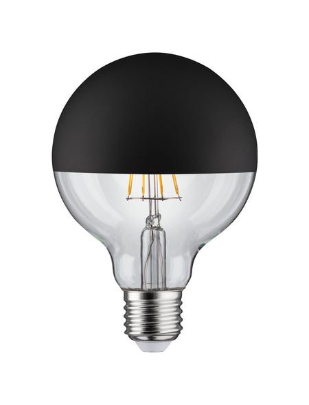 PAULMANN LED-Leuchtmittel, 5 W, E27, 2700 K, warmweiß, 520 lm