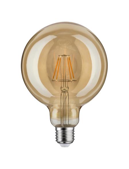 PAULMANN LED-Leuchtmittel, 6,5 W, E27, 1700 K, warmweiß, 420 lm
