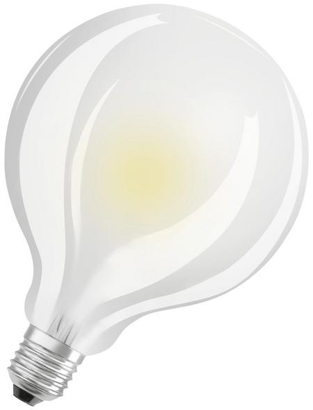 OSRAM LED-Leuchtmittel, 6,5 W, E27, warm, warmweiß, 806 lm