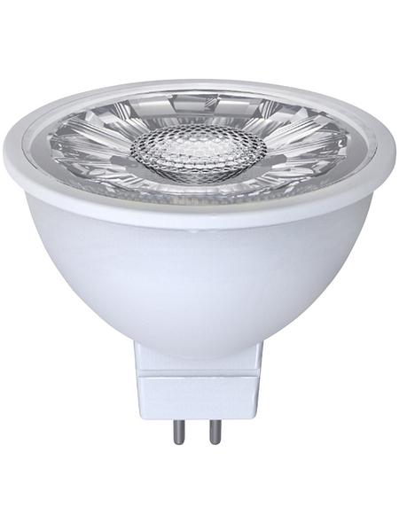 CASAYA LED-Leuchtmittel, 6,5 W, GU5.3, warmweiß