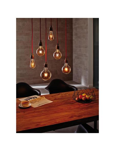 PAULMANN LED-Leuchtmittel, 7,5 W, E27, 2500 K, 550 lm
