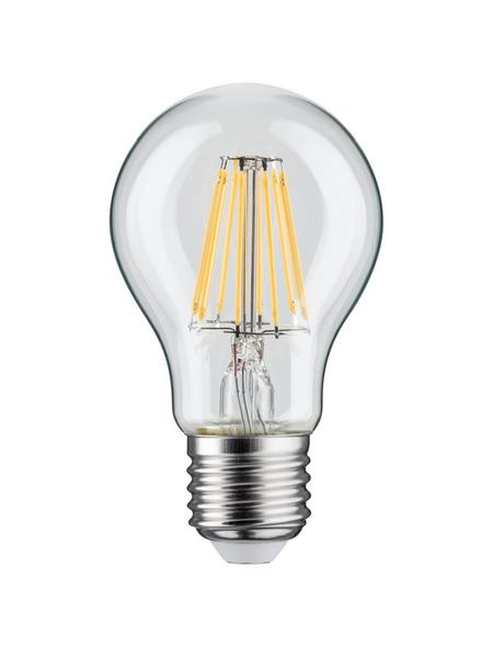 PAULMANN LED-Leuchtmittel, 7,5 W, E27, 2700 K, warmweiß, 806 lm