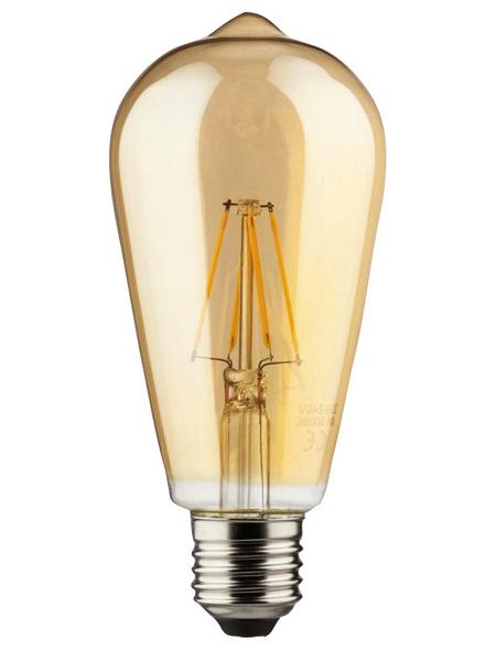 CASAYA LED-Leuchtmittel, 7,5 W, E27, super warmweiß
