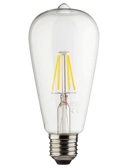 CASAYA LED-Leuchtmittel, 7,5 W, E27, warmweiß