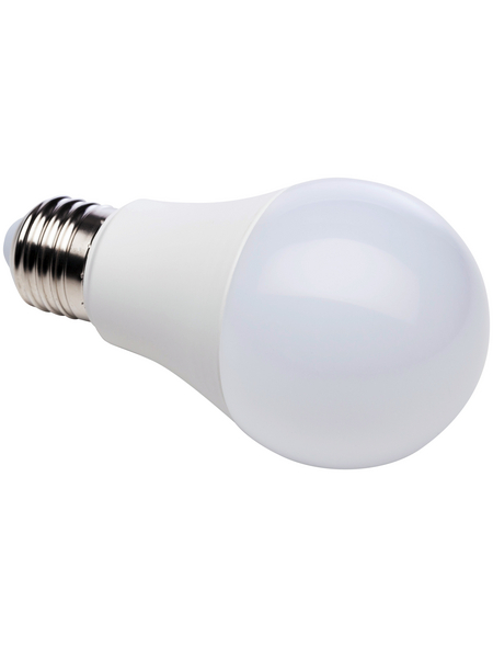MÜLLER LICHT LED-Leuchtmittel, 9 W, E27, 3000 K, warmweiß, 806 lm