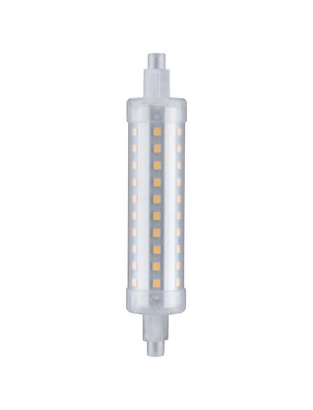 PAULMANN LED-Leuchtmittel, 9 W, R7s, 2700 K, warmweiß, 1000 lm