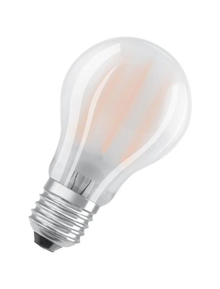 OSRAM LED-Leuchtmittel »Base«, 7 W, E27, 2700 K, warmweiß, 806 lm