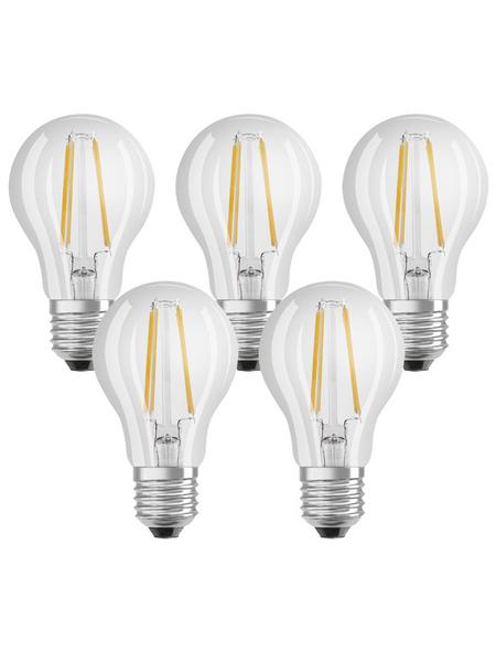 OSRAM LED-Leuchtmittel »Classic«, 7 W, E27, 2700 K, warmweiß, 806 lm