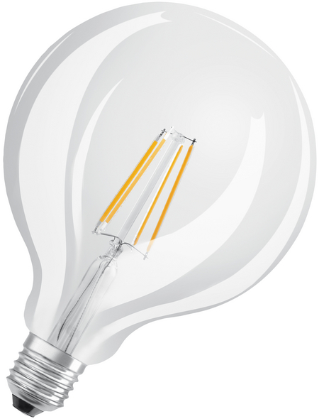 OSRAM LED-Leuchtmittel, E27, warmweiß