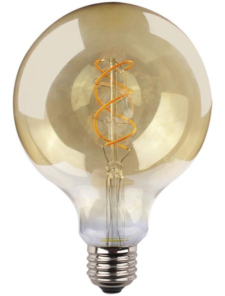 CASAYA LED-Leuchtmittel »Flex«, 4 W, E27, super warmweiß