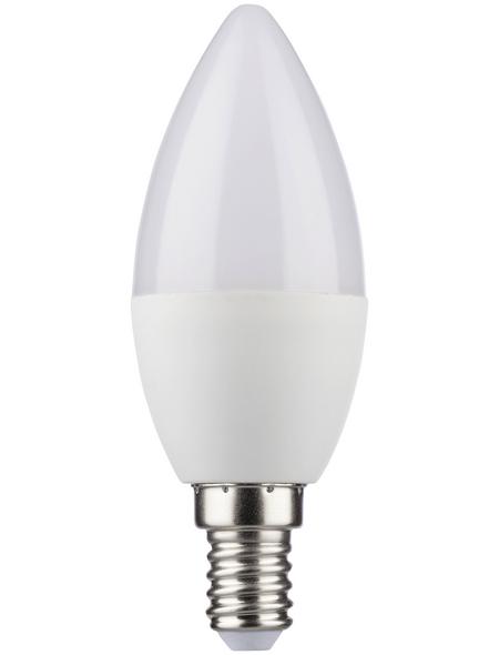 CASAYA LED-Leuchtmittel »Kerzenform 3er-Set«, 5,5 W, E14, warmweiß