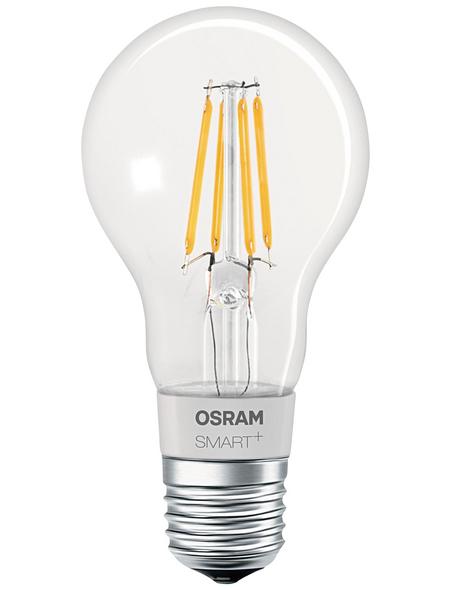 OSRAM LED-Leuchtmittel »SMART+«, 5,5 W, E27, 2700 K, 650 lm