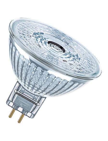 OSRAM LED-Leuchtmittel »STAR«, 4,6 W, GU5,3, 2700 K, warmweiß, 350 lm