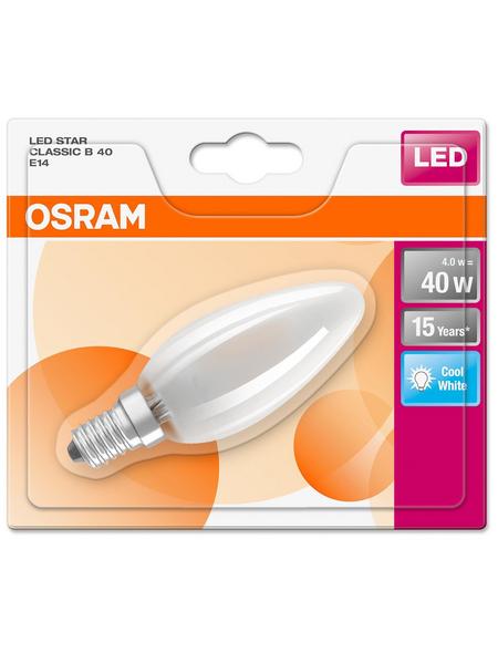 OSRAM LED-Leuchtmittel »Star Classic«, 4 W, E14, 4000 K, warmweiß, 470 lm
