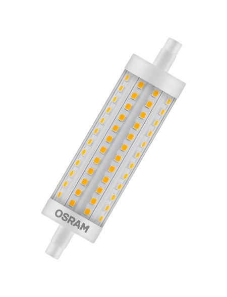 OSRAM LED-Leuchtmittel »Star Line«, 15 W, R7s, 2700 K, warmweiß, 2000 lm