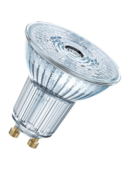 OSRAM LED-Leuchtmittel »SUPERSTAR«, 5,5 W, GU10, 2700 K, warmweiß, 350 lm