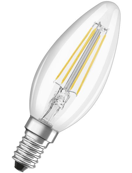 OSRAM LED-Leuchtmittel »SUPERSTAR CLASSIC«, 4,5 W, E14, 2700 K, 470 lm