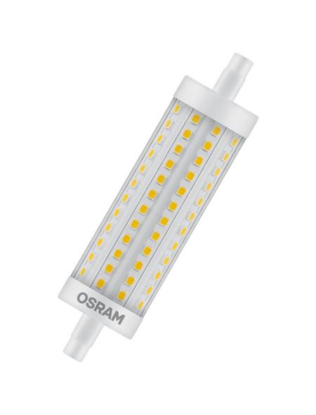 OSRAM LED-Leuchtmittel »SUPERSTAR LINE«, 15 W, R7s, 2700 K, warmweiß, 2000 lm