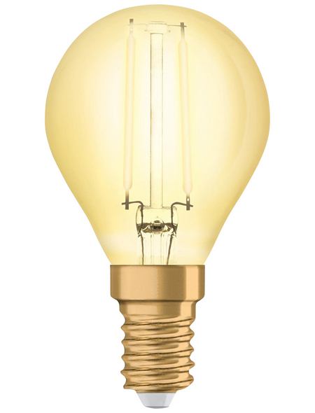 OSRAM LED-Leuchtmittel »Vintage 1906«, 4,5 W, E14, 2500 K, warmweiß, 420 lm